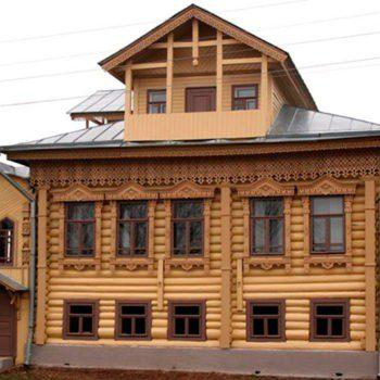 Дом-музей академика А.М. Опекушина