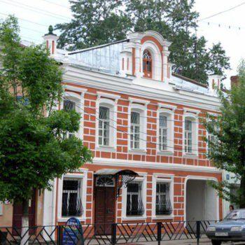 Культурно выставочный центр Переславского музея-заповедника
