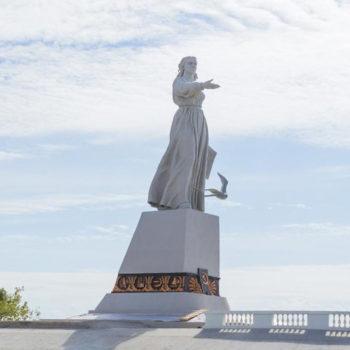 Монумент «Волга»