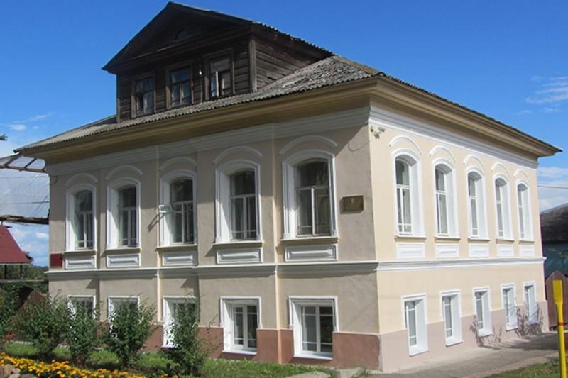 Музей «Дом купца С.А. Вагина»