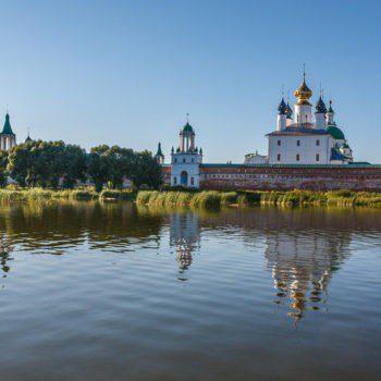 Ростов Озеро Неро