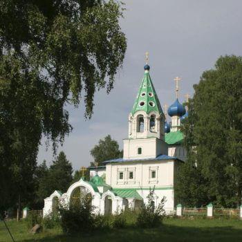 Троицкая церковь на Дивной горе