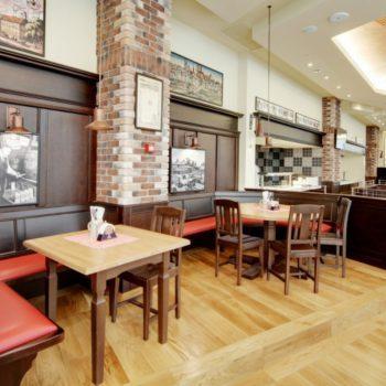 Ресторан Paulaner, Park Inn by Radisson