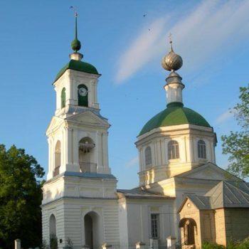 Собор Петра и Павла в р.п. Петровское