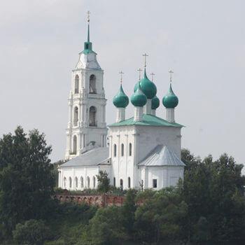 Троицкая церковь (с.Диево-Городище)