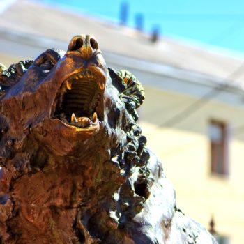 Памятник «Бронзовый медведь»