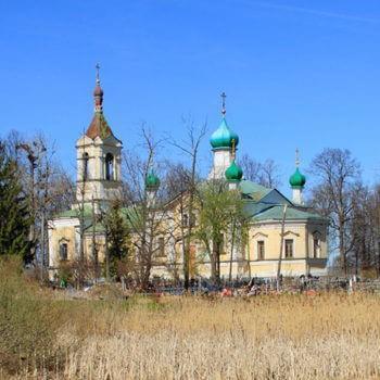 Троицкий храм п. Поречье-Рыбное