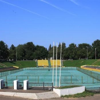 Медведицкий Овраг / Стадион «Спартаковец»