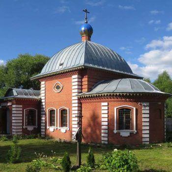 Успенский Вауловский женский скит в Тутаевском районе Ярославской области