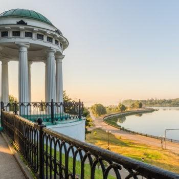 Места Ярославии