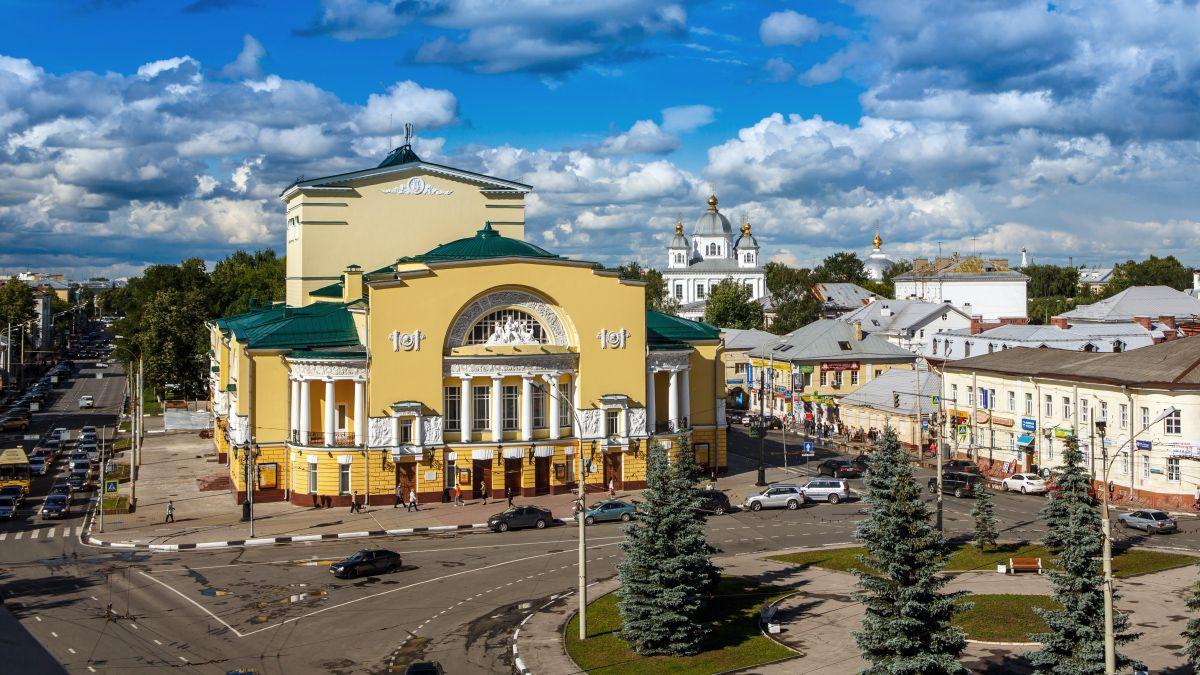 Неспешные выходные в Ярославии
