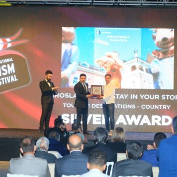 Ярославский ролик занял 2 место на международном фестивале в Турции