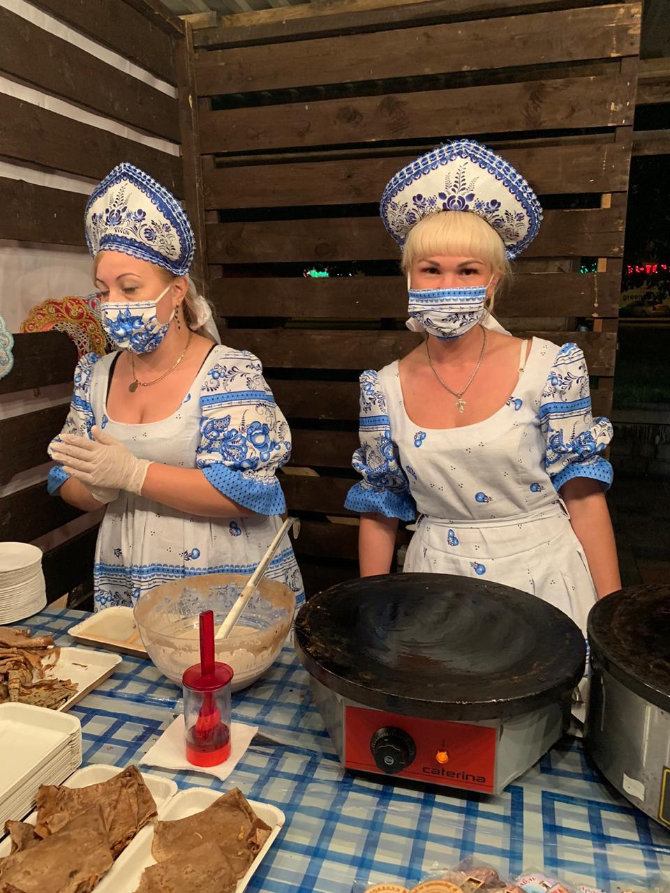 Ярославские блины признали «Лучшим уличным десертом»