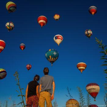 4-й фестиваль воздухоплавания «Золотая осень на Золотом кольце» 18-20 сентября 2020 г. Переславль-Залесский
