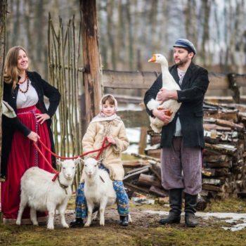Деревня Тыгыдым приглашает в гости на Новолетие, Капустники и Покрова