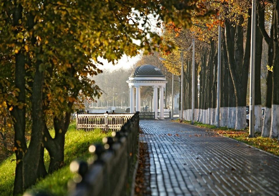 Осенний уикенд в Ярославии