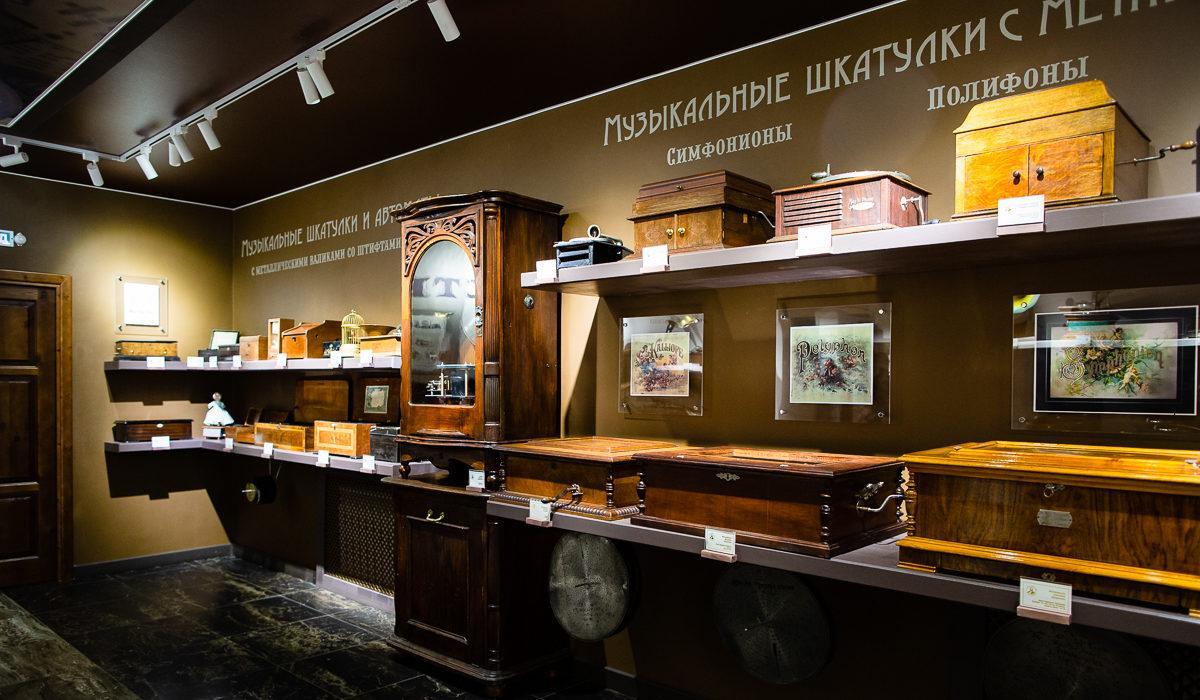 Музейный ретрит