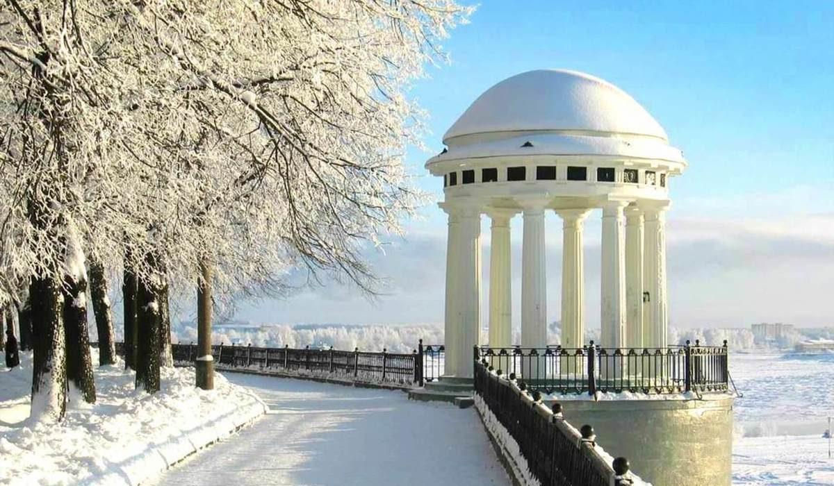 Зимние каникулы в Ярославии