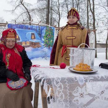 Новый год по-даниловски