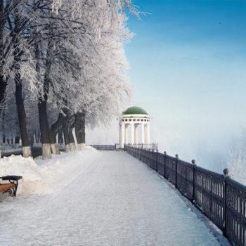 Пешая прогулка «Новогодние истории Ярославля»