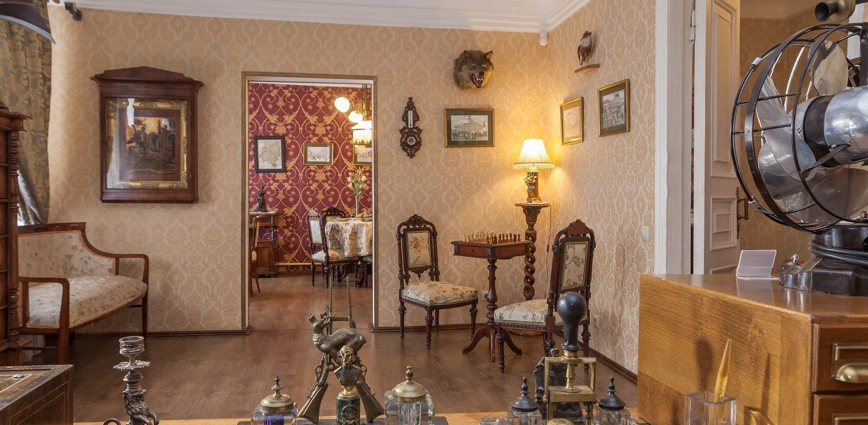 Музей «Нумера купцов братьев Урловых»