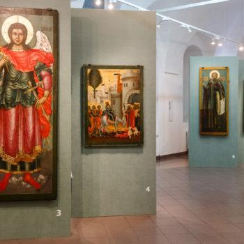 Выставка Обретение