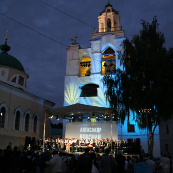 XXIX Международный фестиваль искусств «Преображение»