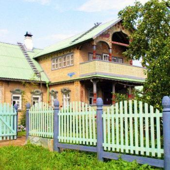 Арт-комплекс  «Творческая дача» фонда «Шуховская башня»