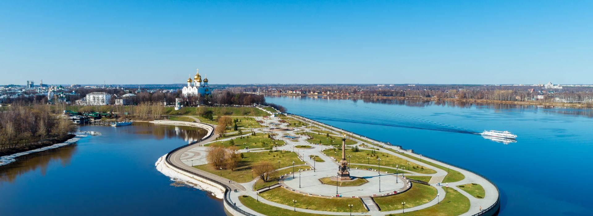 Ярославская область приглашает провести лето на Волге