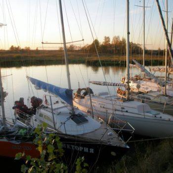 Яхт-клуб «Волжанин»