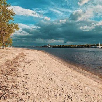 Тверицкий пляж