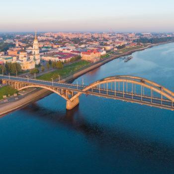 Рыбинск 950 лет