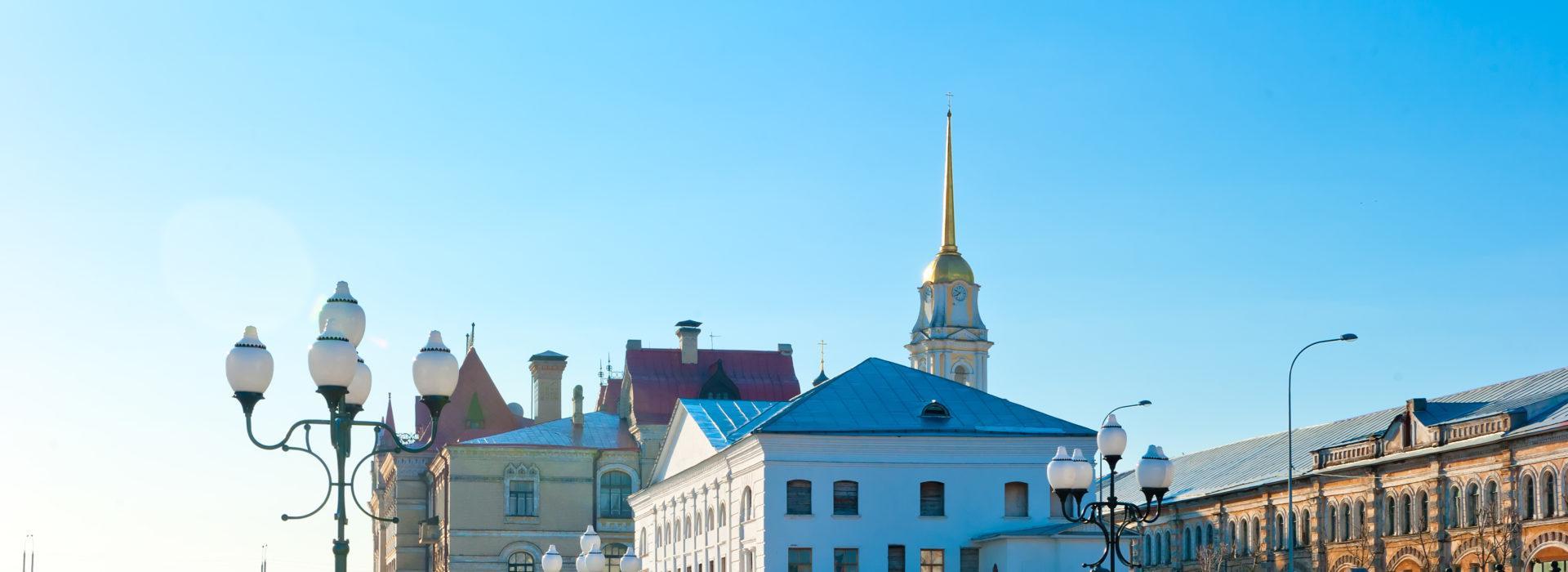 Май в Рыбинске: затопленная Молога и квест по «Двенадцати стульям»