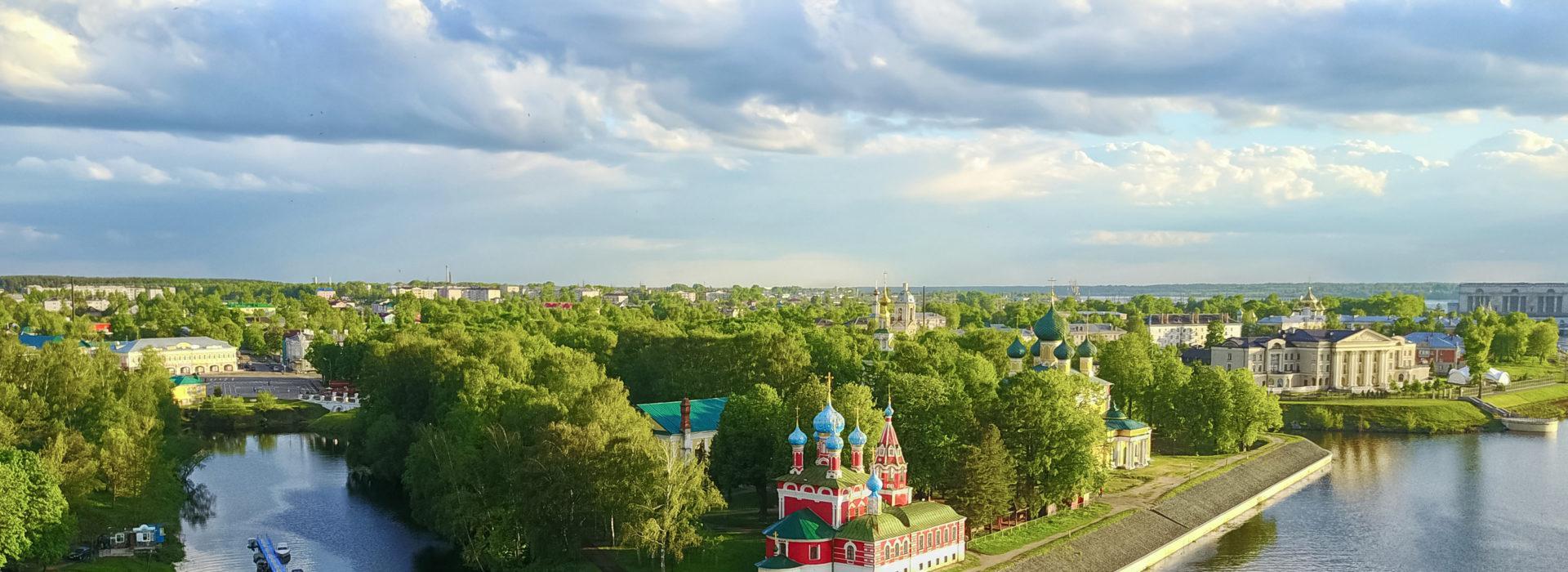 Лето на Волге: Углич — город на реке времени