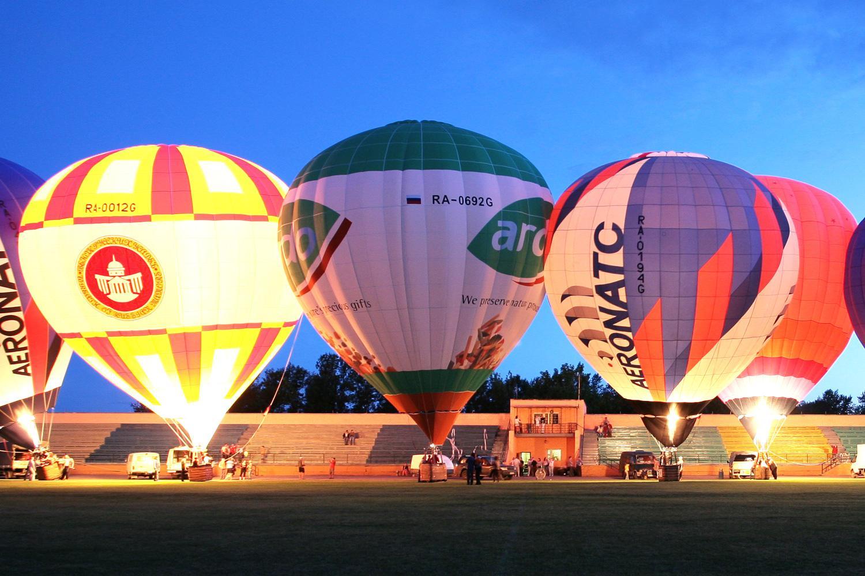 Приглашаем в полет: фестиваль воздухоплавания в Переславле