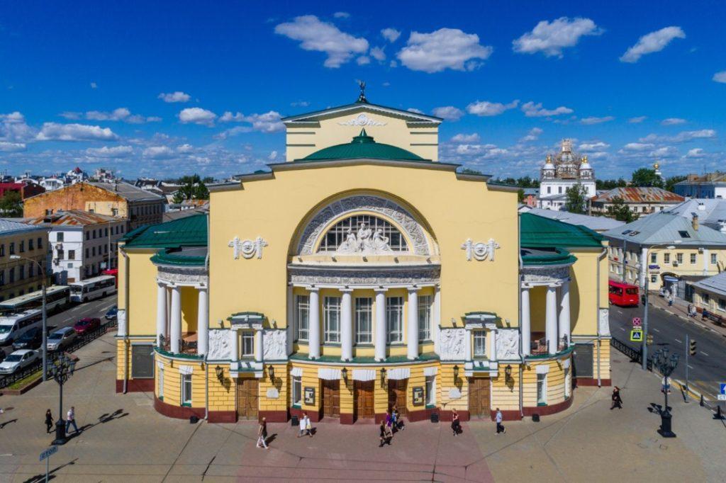 Куда поехать на выходные в Ярославле