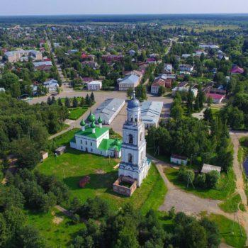 Фестиваль «Пошехонская старина», посвященный Дню города