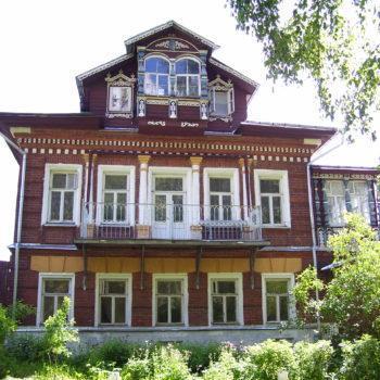 Дом нотариуса Маслока