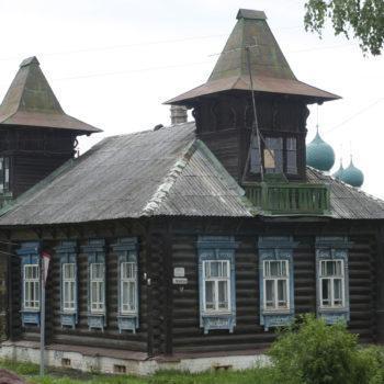 Дом Размустова