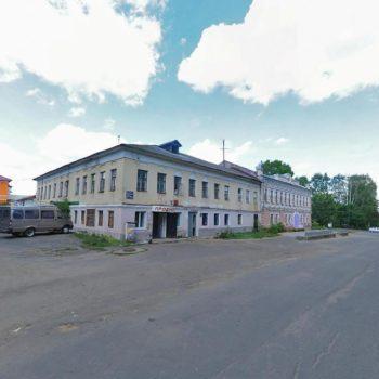 Ансамбль купеческих домов на улице Романовской №32-34