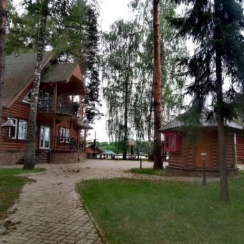 Экопарк «Резиденция старого леса»