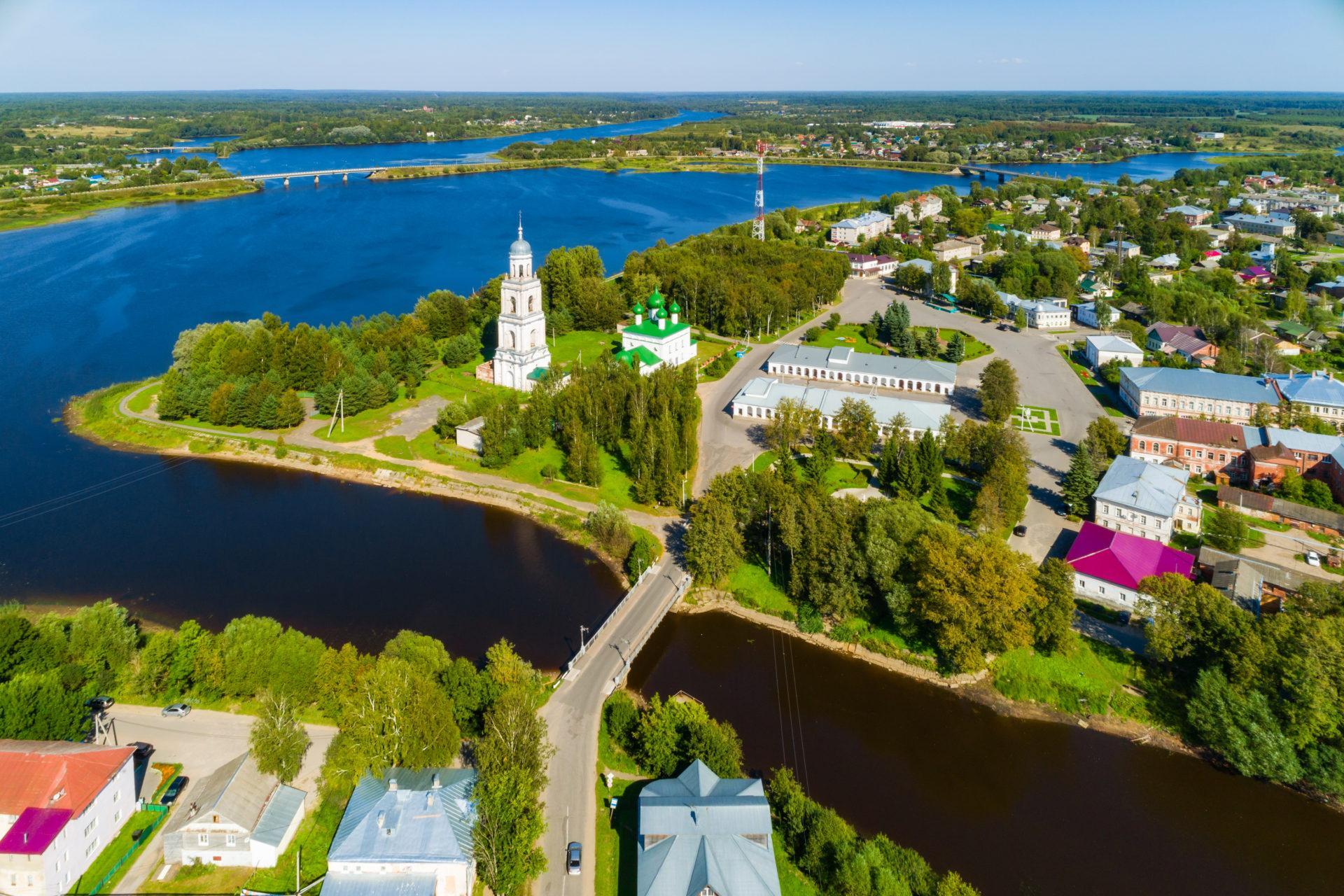 Лето в Пошехонье: очарование русской глубинки