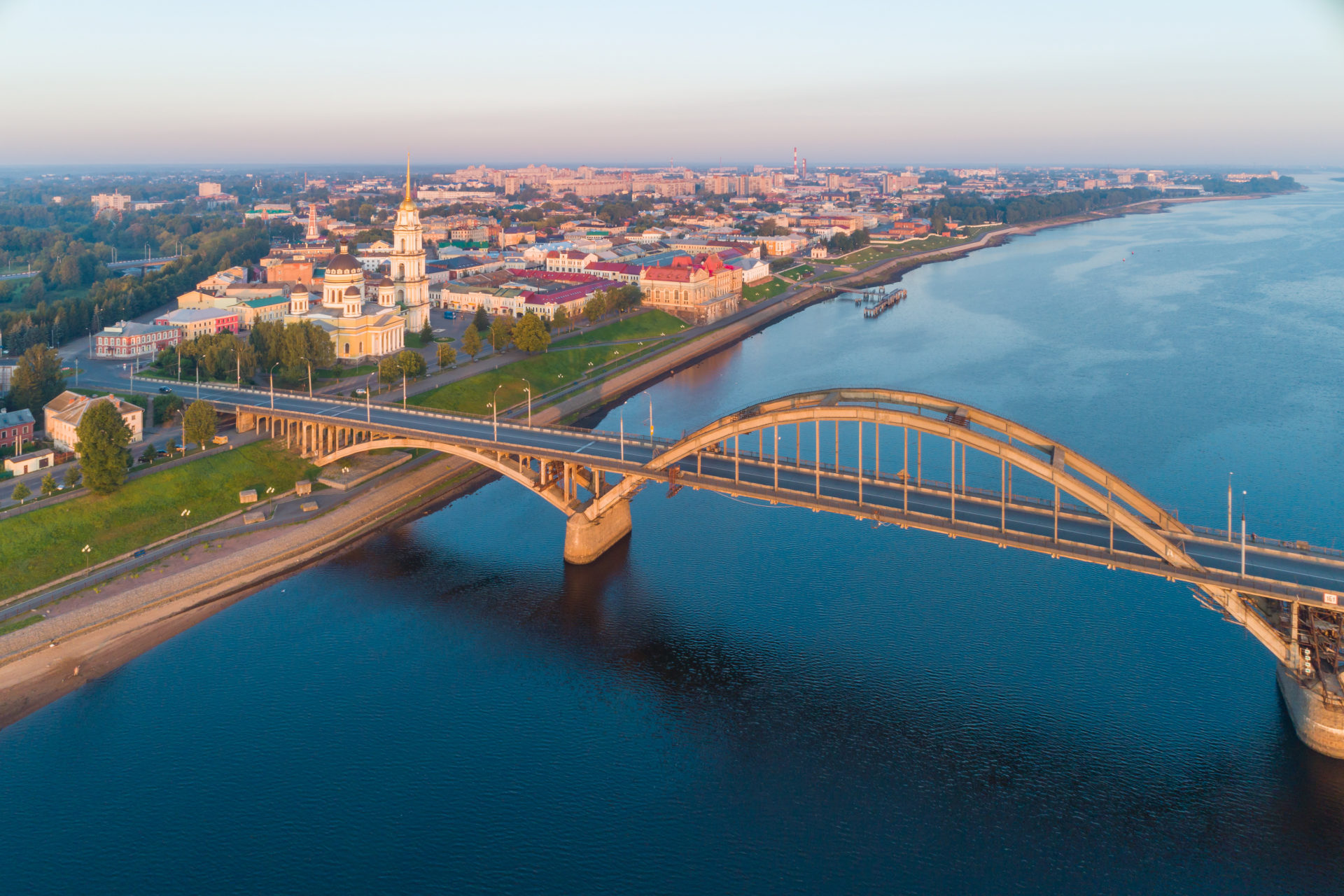 Ярославия — страна городов