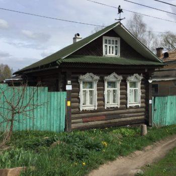 Дом мещан Ворониных