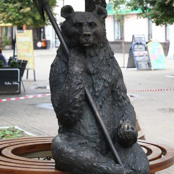 Уик-энд в Ярославле: миримся, купаемся и смотрим на город сверху