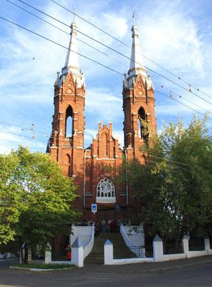Достопримечательности города Рыбинска