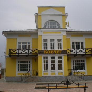 Ресторанно-гостиничный комплекс «Ковчег»