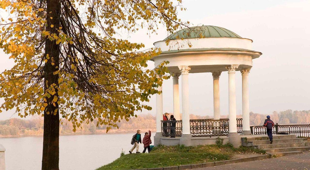 В День города в Ярославле развернется «Музейная набережная»