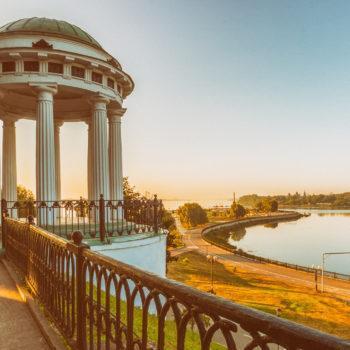 Что такое осень в Ярославии? Это время открытий