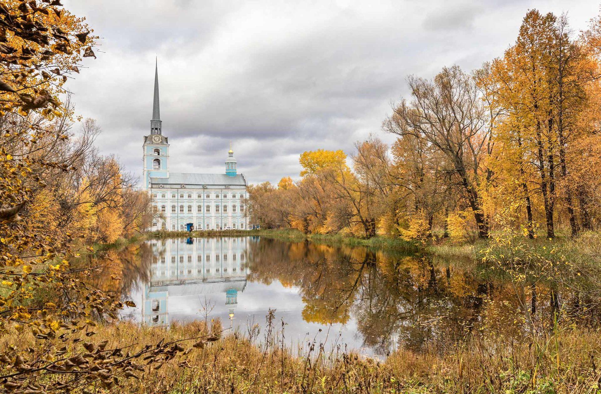 Идеальные выходные в Ярославии